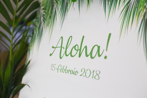 Aloha! - Festa Pensionamento